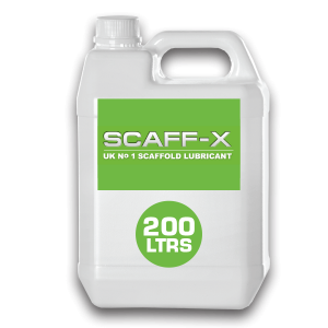 SCAFF X 200 LITRES